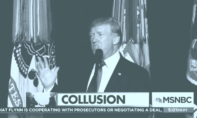 Collusion Isn't a Crime – And Other Things You Need to Know Because Words Matter