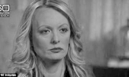 No Twitter, Stormy Daniels probably wasn't high during the 60 Minutes Interview