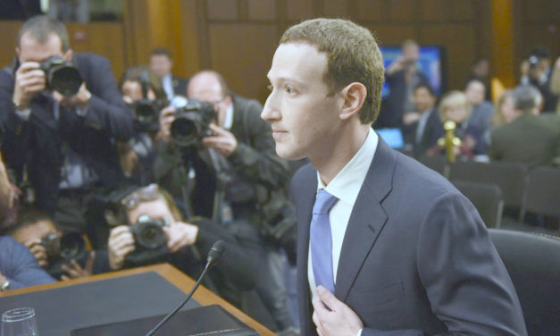 We Cannot Expect the Private Sector to Do What the President Will Not – Not Even Facebook