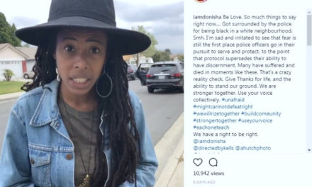 9-1-1 What's your emergency? Yes, It Even Happened to Bob Marley's Granddaughter