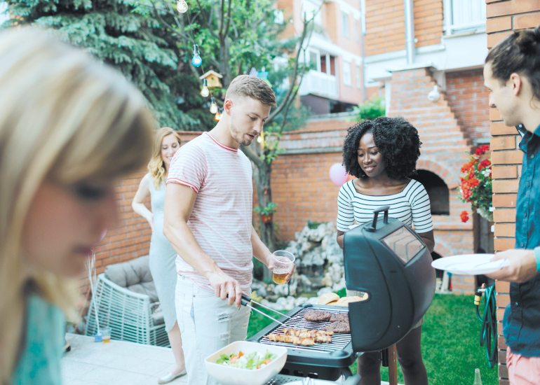 Confessions of a Woman of Color at an Ordinary Summer Cookout