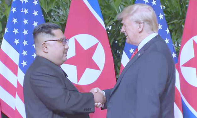 Trump and Kim Jong Un: We Will Be Known By the Company We Keep