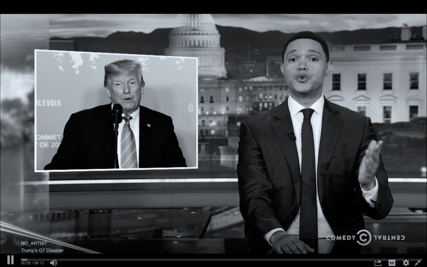 Trump's G7 Disaster – The Daily Show