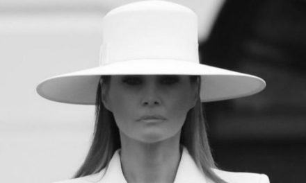 Where Would You Be Hiding If You Were Melania Trump?