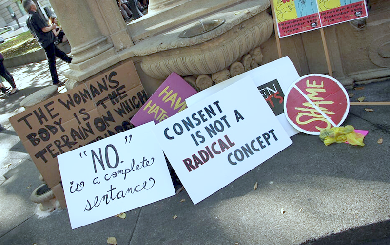 Slutwalk – The March You Should Take Your Teenagers To.