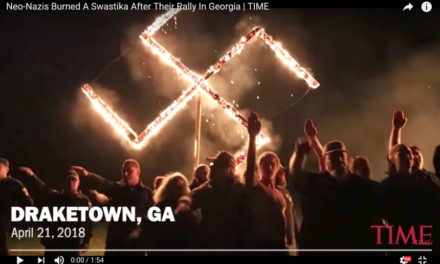 This Video Was Taken Last Month in Georgia – On Another Note, Happy 4th of July…