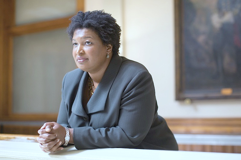 Stacey Abrams: The Patriarchy, Power, and Politics
