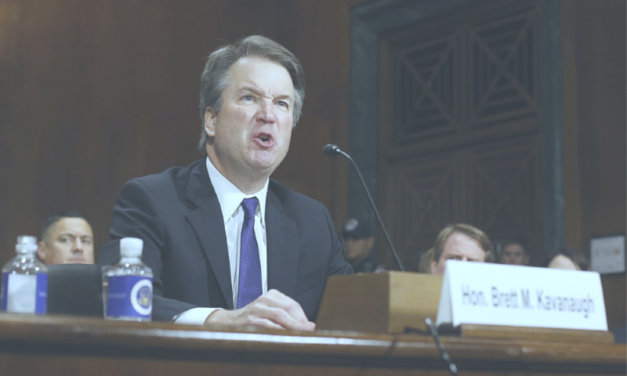 Huffpo: Brett Kavanaugh's Testimony Was A Spectacle Of Angry Male Bonding