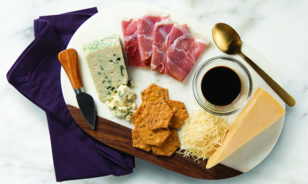 Fall for a Flavorful Cheese Board