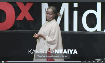 Kakenya Ntaiya: A Girl Who Demanded School