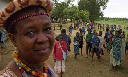 Female Chief Terminates 850 Child Marriages in Malawi and Sends Girls Back to School
