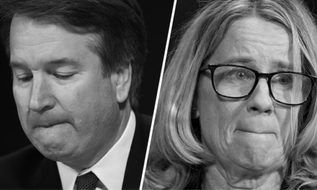 "Vice News:  ""MY HEART HURTS SO MUCH FOR HER"": LISTEN TO GRIPPING VOICEMAILS FROM READERS ABOUT FORD AND KAVANAUGH"