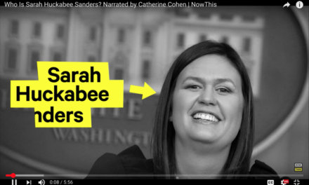 Who Is Sarah Huckabee Sanders? Narrated by Catherine Cohen   NowThis