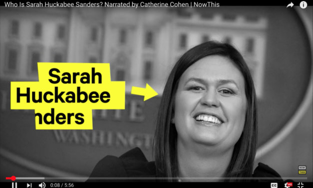 Who Is Sarah Huckabee Sanders? Narrated by Catherine Cohen | NowThis