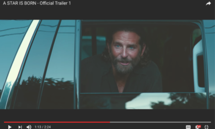 Movie Review:  A Star is Born, (Spoiler Alert)
