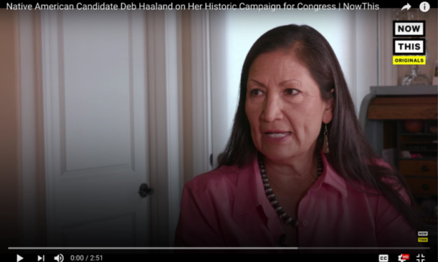 Native American Candidate Deb Haaland on Her Historic Campaign for Congress | NowThis