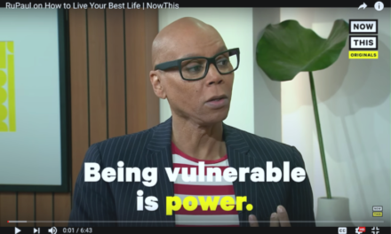 RuPaul on How to Live Your Best Life | NowThis