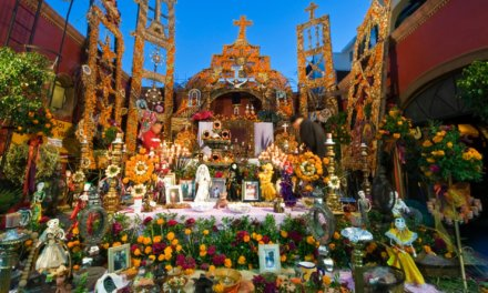 Nov. 2 is Dia de los Muertos: No, It's Not Mexican Halloween