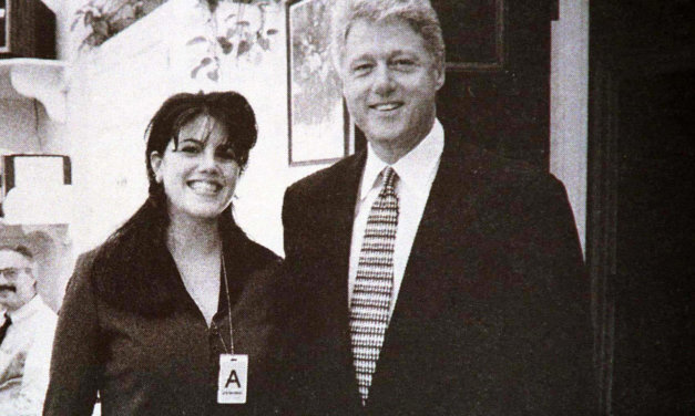 Monica Lewinsky: Bill Clinton's Refusal To Apologize Is Proof Of 'What Power Looks Like'