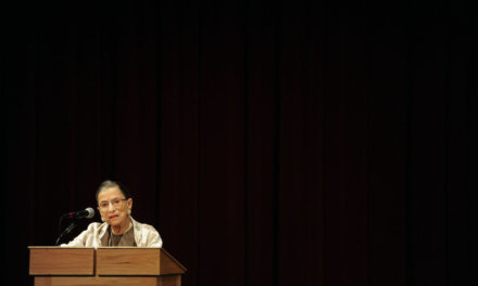 KVELLER:  How to Pray for Ruth Bader Ginsburg's Health