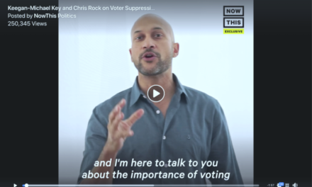 Keegan-Michael Key and Chris Rock on Voter Suppression – Know Your Rights.