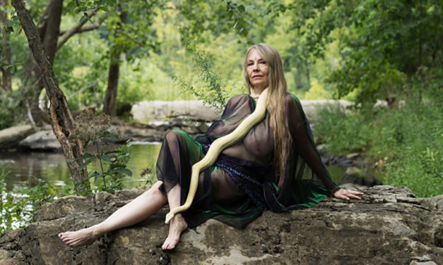 Refinery29: Intimate photos of modern-day witches across America