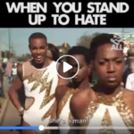 When You Stand Up to Hate
