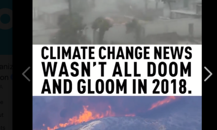 10 Big Climate Solutions in 2018