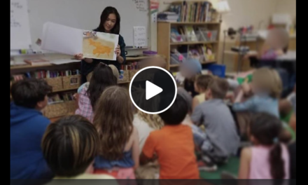 Third-grade teacher talks to students about consent – and she nails it.