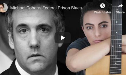 Shea Depmore: Michael Cohen's Federal Prison Blues