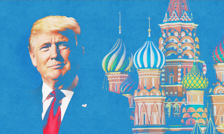 News Week: RUSSIA PICKED DONALD TRUMP AND RAN HIM FOR PRESIDENT, FORMER ISRAELI INTELLIGENCE OFFICER SAYS
