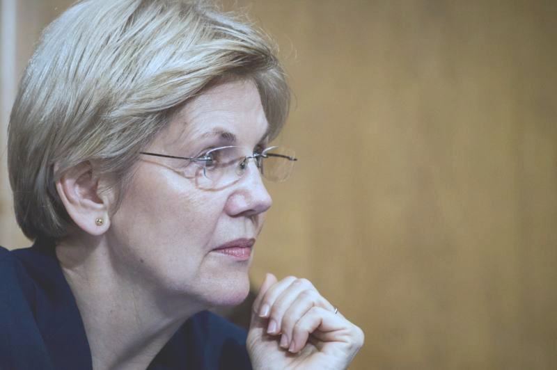 McSweeneys:  I DON'T HATE WOMEN CANDIDATES — I JUST HATED HILLARY AND COINCIDENTALLY I'M STARTING TO HATE ELIZABETH WARREN