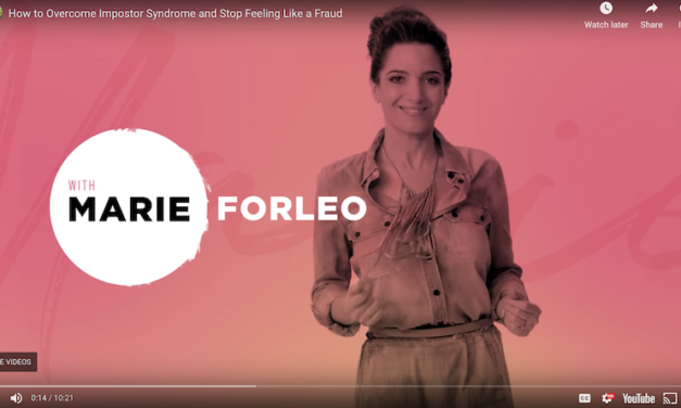 Marie Forleo: How to Overcome Impostor Syndrome and Stop Feeling Like a Fraud