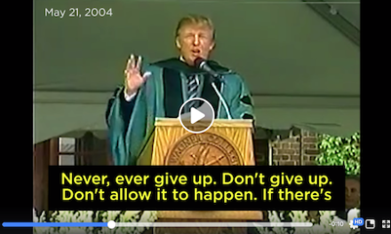 Before Trump was President He Gave Some Really Useful Advice Regarding Walls