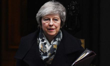 Politico:  British Politics Goes Over a Cliff