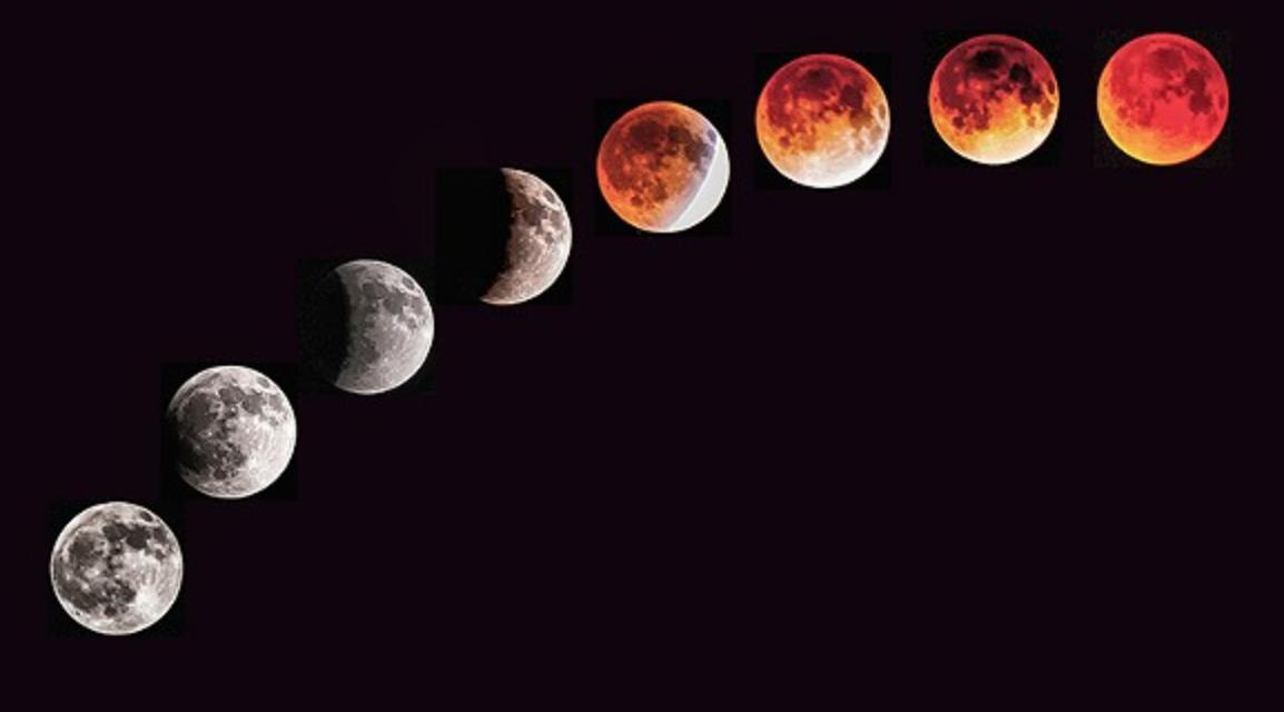 Super blood wolf moon Eclipse – AAAOOOOOOWWHHH!!!