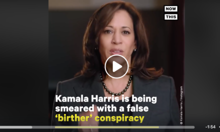 Kamala Harris Birther Conspiracy Raised Days After She Announces Her Presidential Campaign