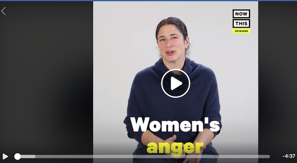 'Good and Mad' Author Rebecca Traister on Women's Anger as a Political Force