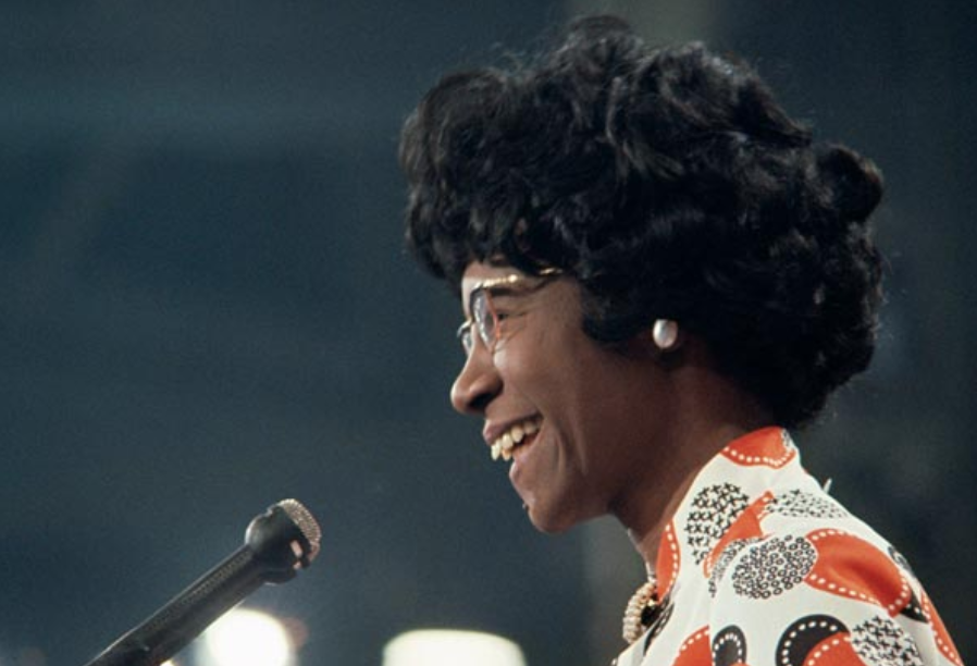 BLACK HISTORY MONTH – BRILLIANT BLACK WOMEN TO CELEBRATE: Shirley Chisholm