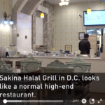 Sakina Halal Grill: This DC restaurant treats the homeless and poor community as if they were full paying customers.