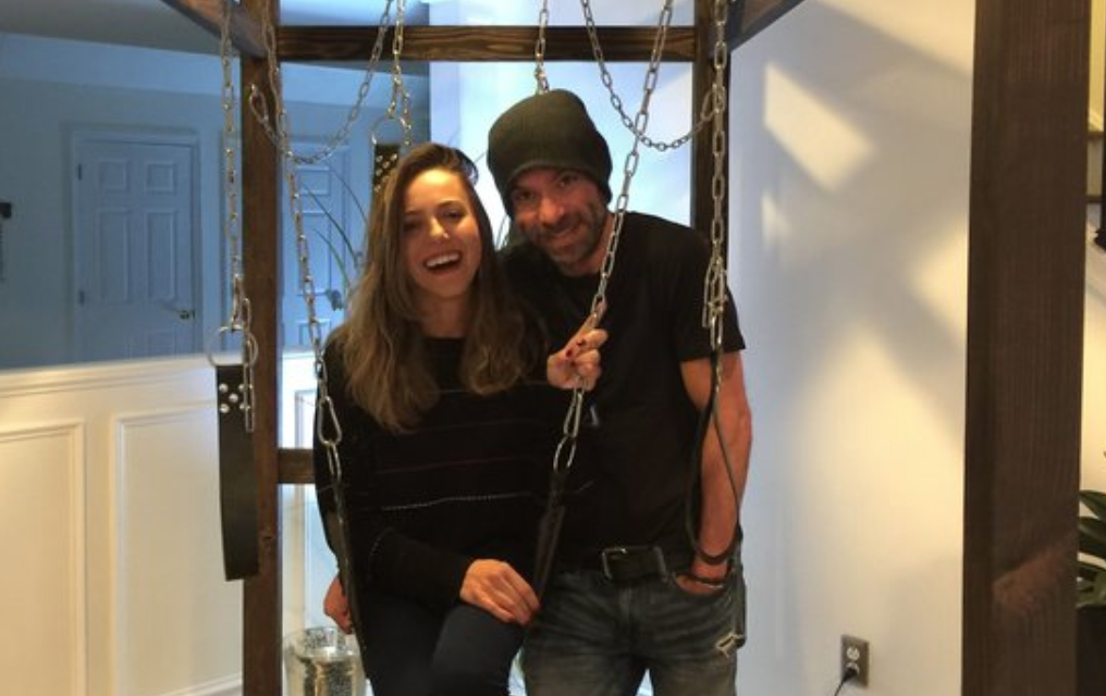 An intimate chat with the couple selling the '50 Shades of Maple Glen' home