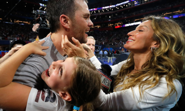 Tom Brady says 'good witch' wife Gisele helps him win titles with altars, rituals