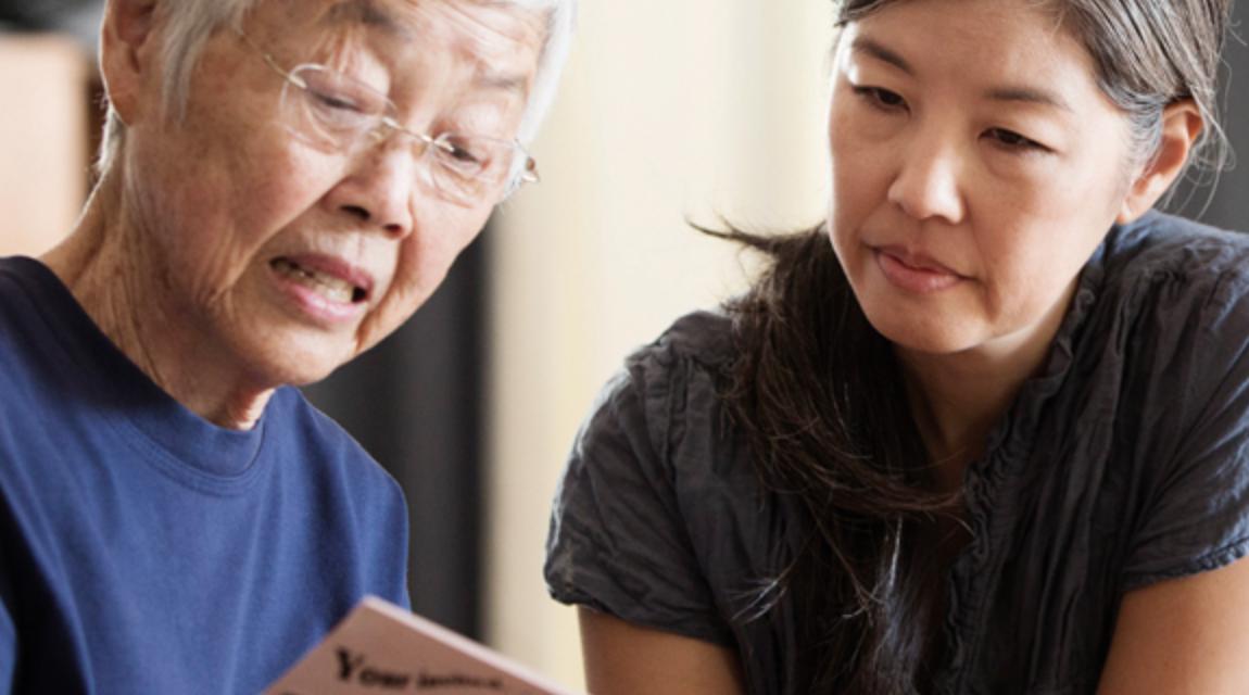 Aiding Aging Parents