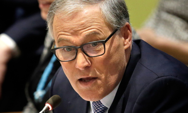 Editorial:  WA State Gov. Jay Inslee Joins the 2020 Race – THE TIME OF THE OLD WHITE MAN HAS PASSED.