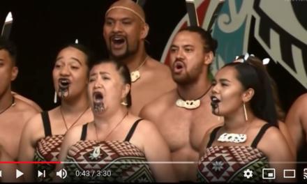 Wow!!! te reo Māori rendition of Bohemian Rhapsody