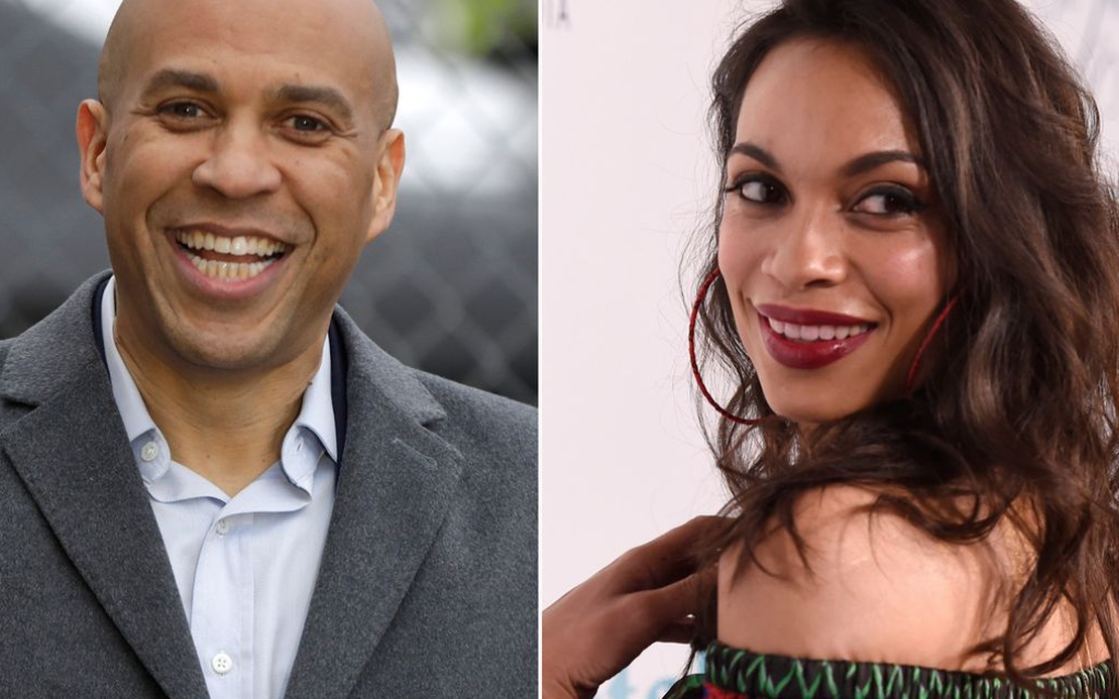 Huffpo: Rosario Dawson Confirms Relationship With Sen. Cory Booker