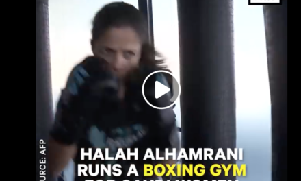 Boxer Opened All-Women Gym In Saudi Arabia