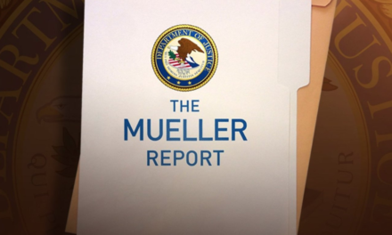 Repeat after me:  The Barr Letter is Not the Mueller Report