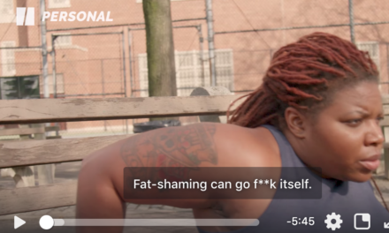 This Woman Was Fat-Shamed While Running A Marathon