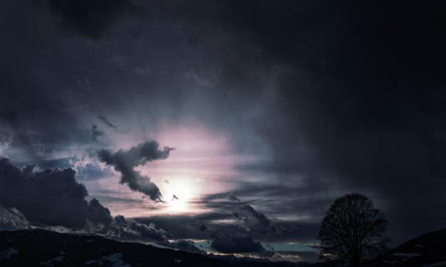 A Dark Cloud